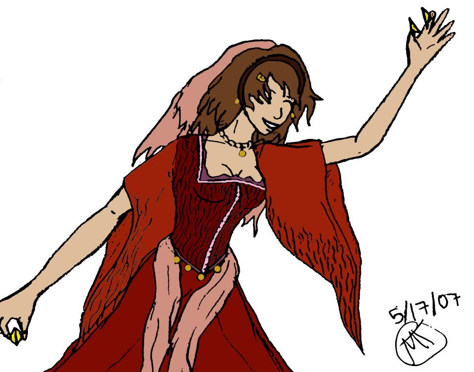 Gypsy lady by wish4love
