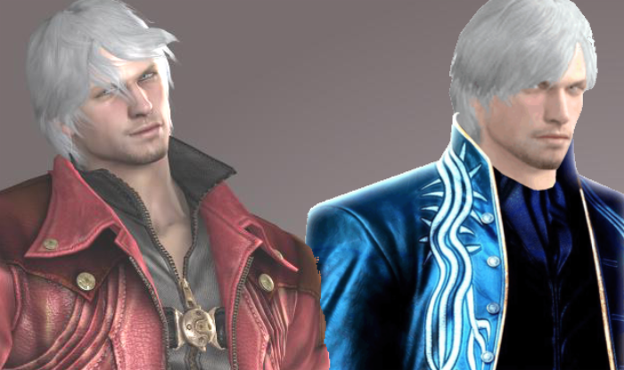 Dante & Vergil DMC 4 (Photo Manip) by wolfymewmew