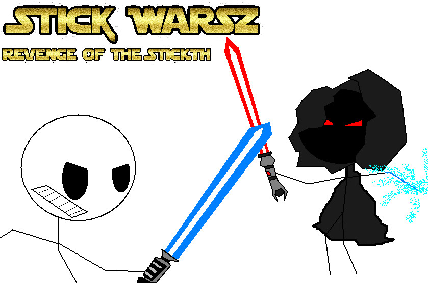 Stick Warz Revenge of the Stickth by woodlandkids