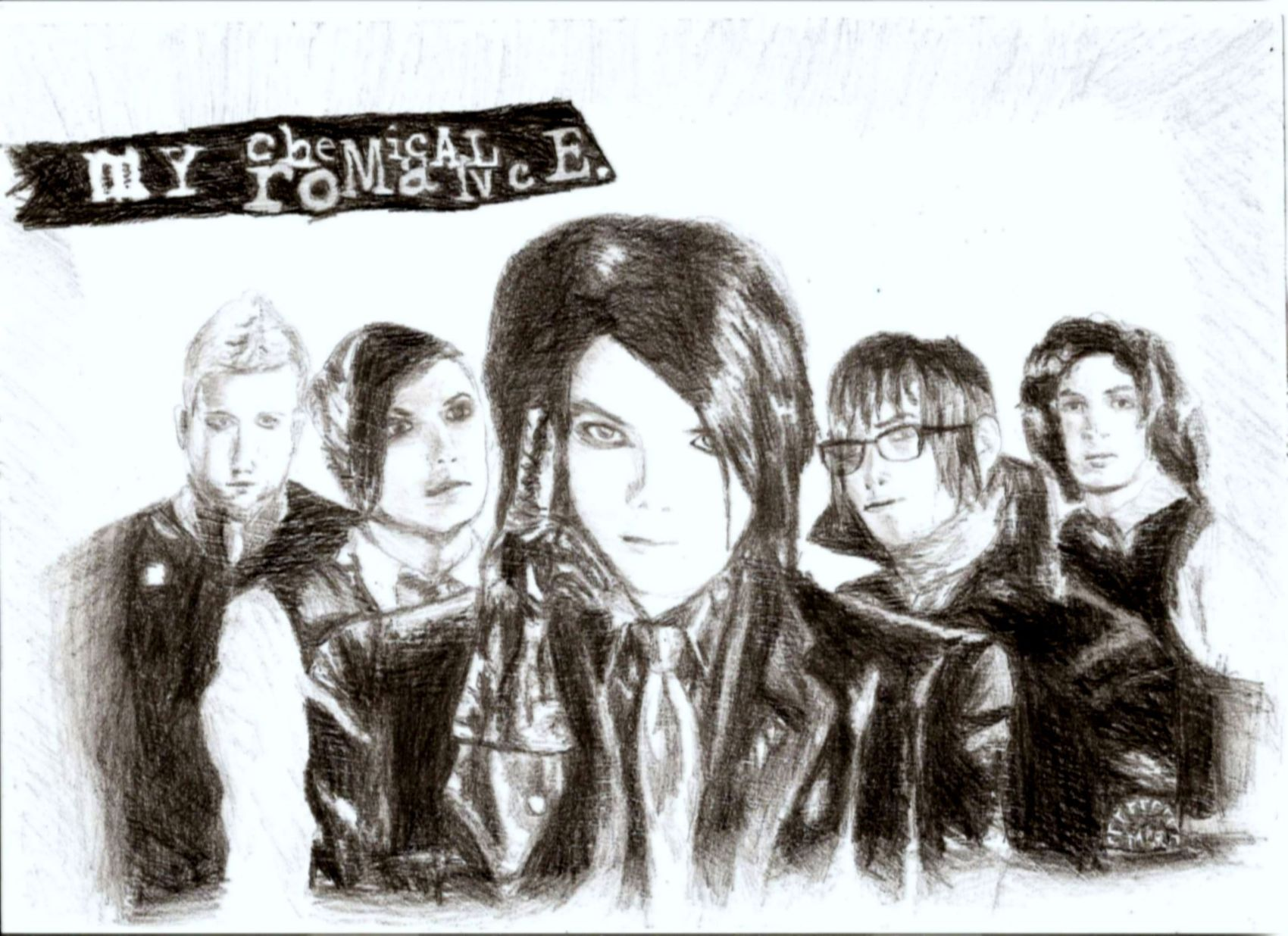 My Chemical Romance old by worthlesscreature