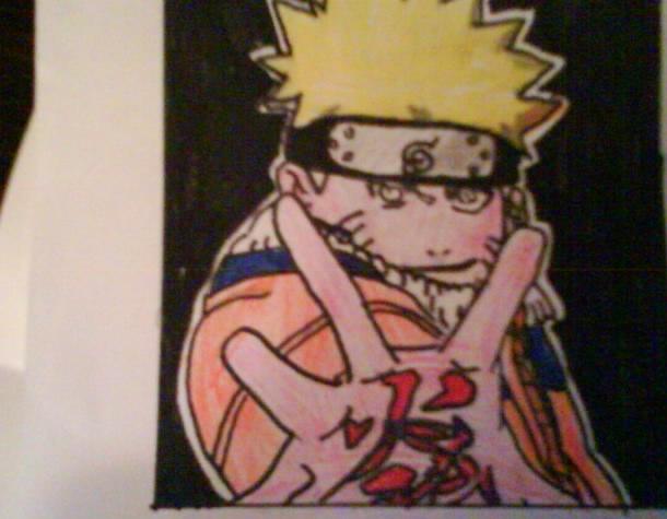 Naruto by wudzy