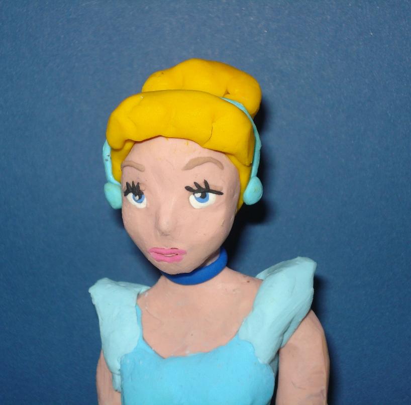 Cinderella by Xiakeyra