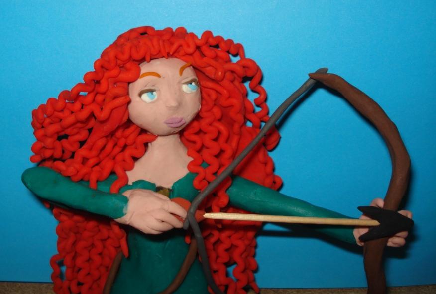 Disney Princess Merida by Xiakeyra
