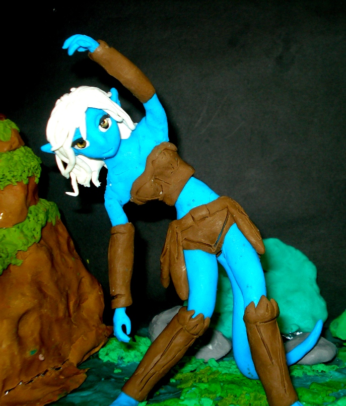 claymation request 9 Veshra Ashran by Xiakeyra