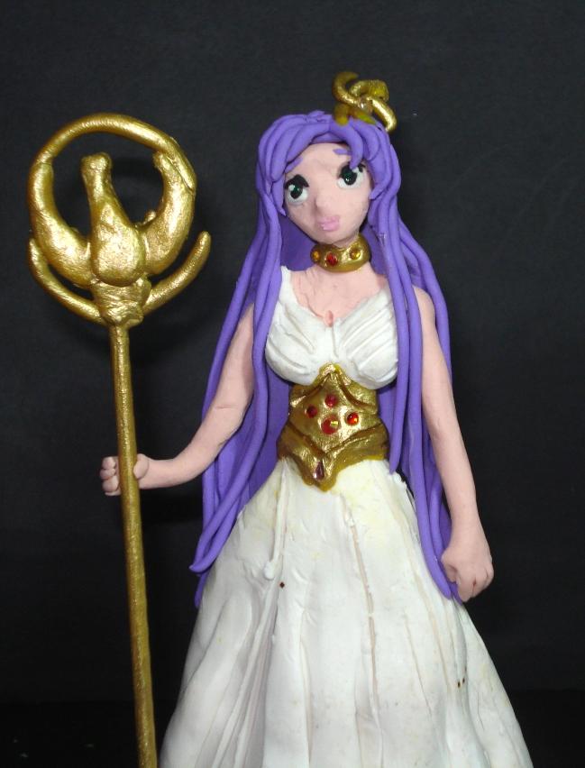 Saori Kido Athena by Xiakeyra