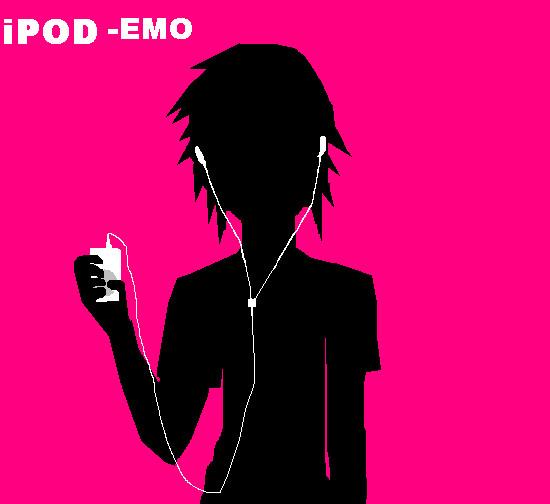 emo ipod! by XxGoodCharlottexX