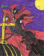 Spawn-Fanart by XxXRachaelXxX