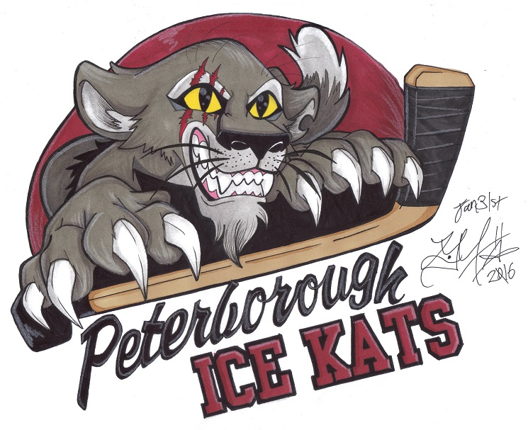 Peterborough Ice Kats by Xx_Noir2244_xX