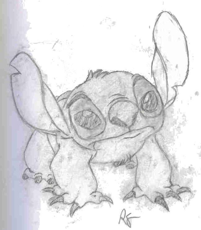 Stitch! by Xzontar