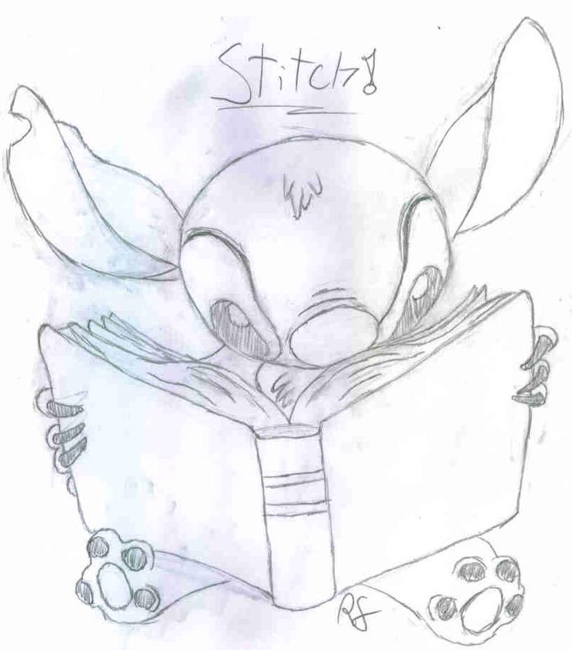 Cute- Stitch by Xzontar