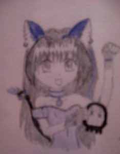 My Tokyo Mew Mew OC by x3oh3x