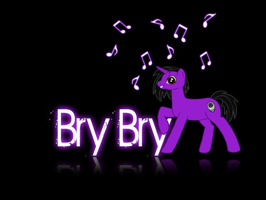 MLP BryBry Desktop by xAmiDarkfieldx