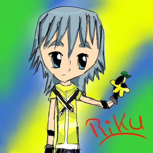 Riku Yeah... by xHappyEmoNinjax