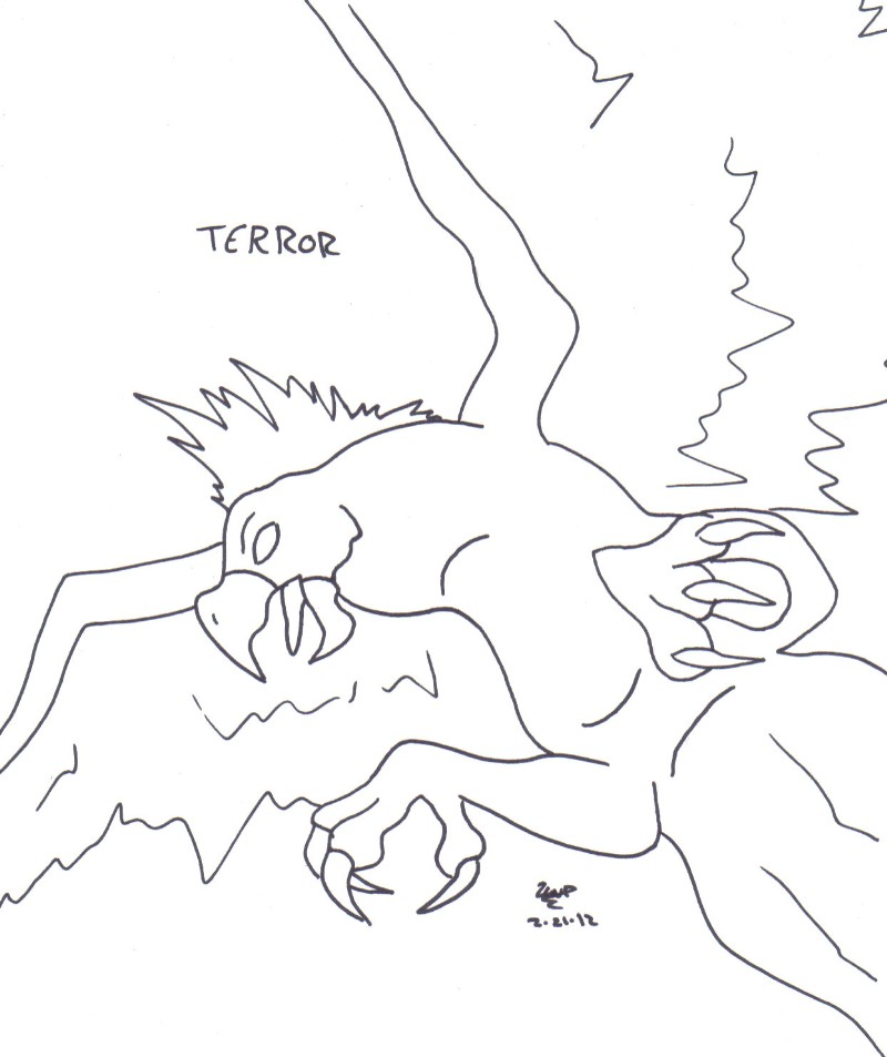 Terror by xNayamashiixDarklingx