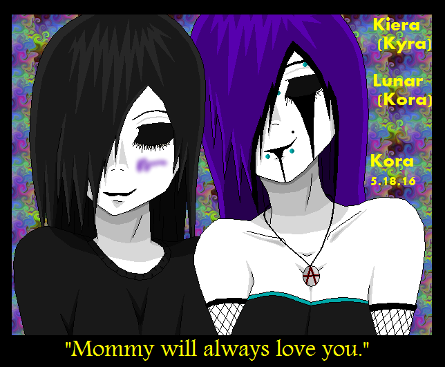 Mommy's Love by xNayamashiixDarklingx