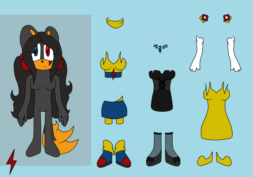 Misteria .:Dress-Up games:. by xXElectric-HybridXx