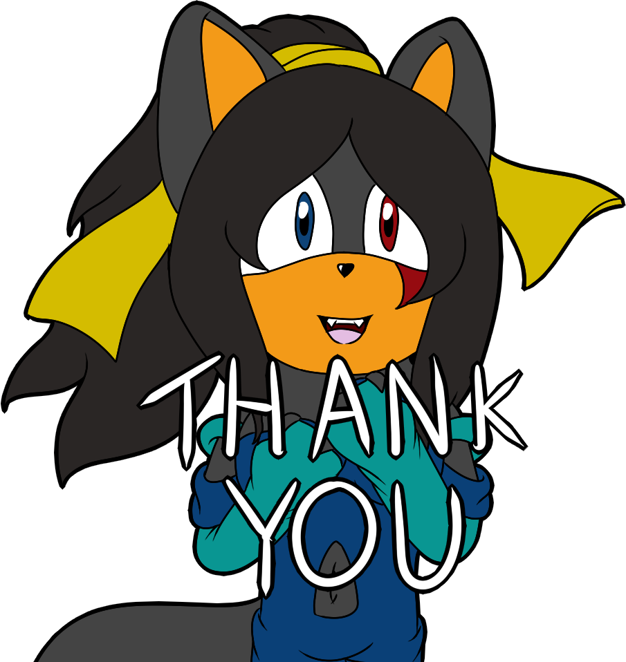 Thank you! by xXElectric-HybridXx