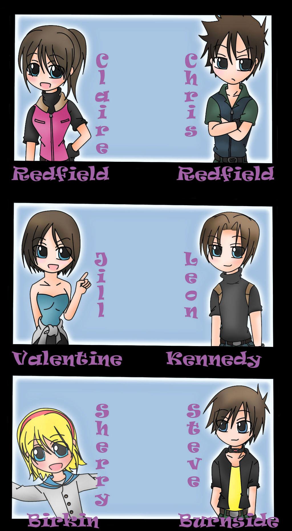 Resident Evil by xXPudimXx