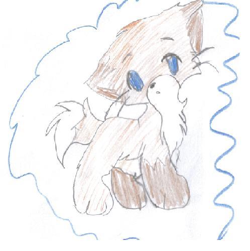 a fox by x_0StEpH0_X