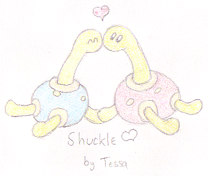 Shuckle Love by x_Tess_The_Slorg_x