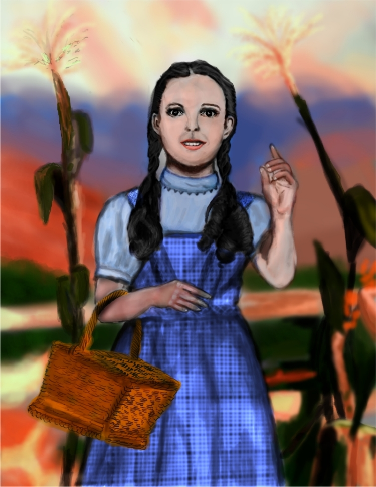 Dorothy gale by xena123452010 fanart central for Dorothy gale