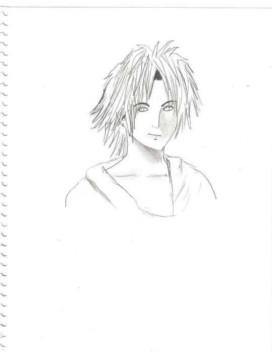 tidus by xoprincessxo710