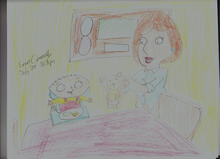 Stewie Loves Lois by xxnintendopimpxx