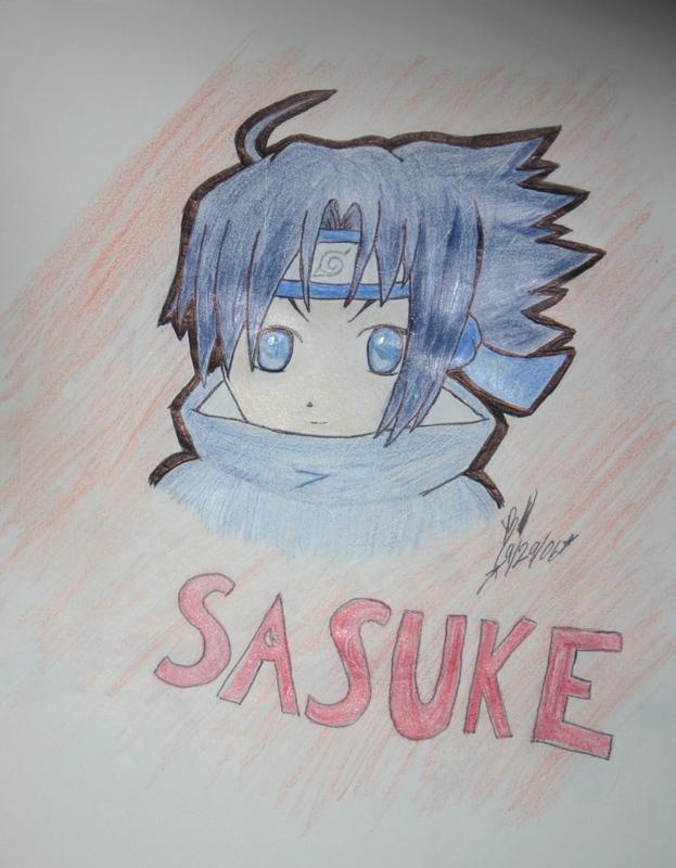 Sasuke for animeguys4me by Yeshi9909