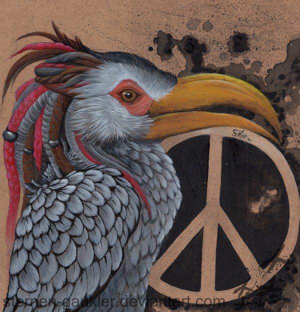 Rasta Peace by YlangYlang
