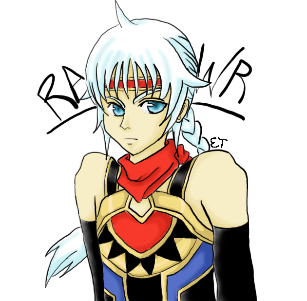 Suikoden V Prince - RAWR by YuffieTheSwift
