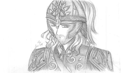 Eomer by Yui-chan