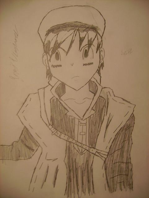 Hero by YuriUsagimaru