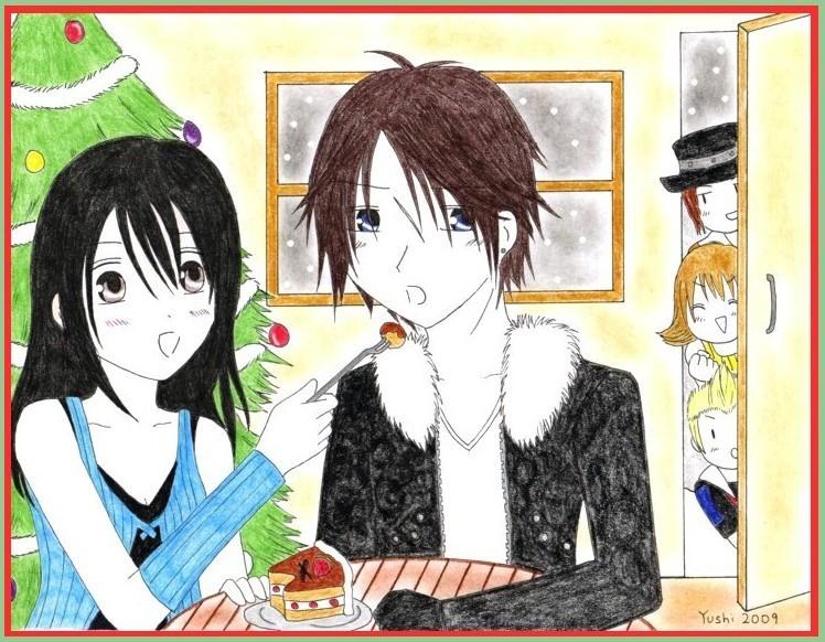 FF8: Christmas Mush by Yushi