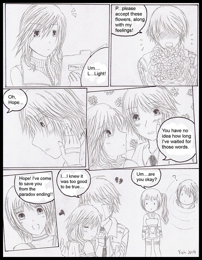 FF13-2: V-day paradox by Yushi