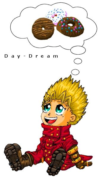 I Dream of Donuts by Yusuke_SprtDtctv
