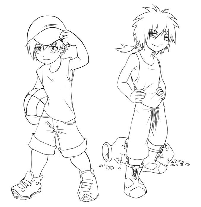 Star Ocean Kids by Yusuke_SprtDtctv