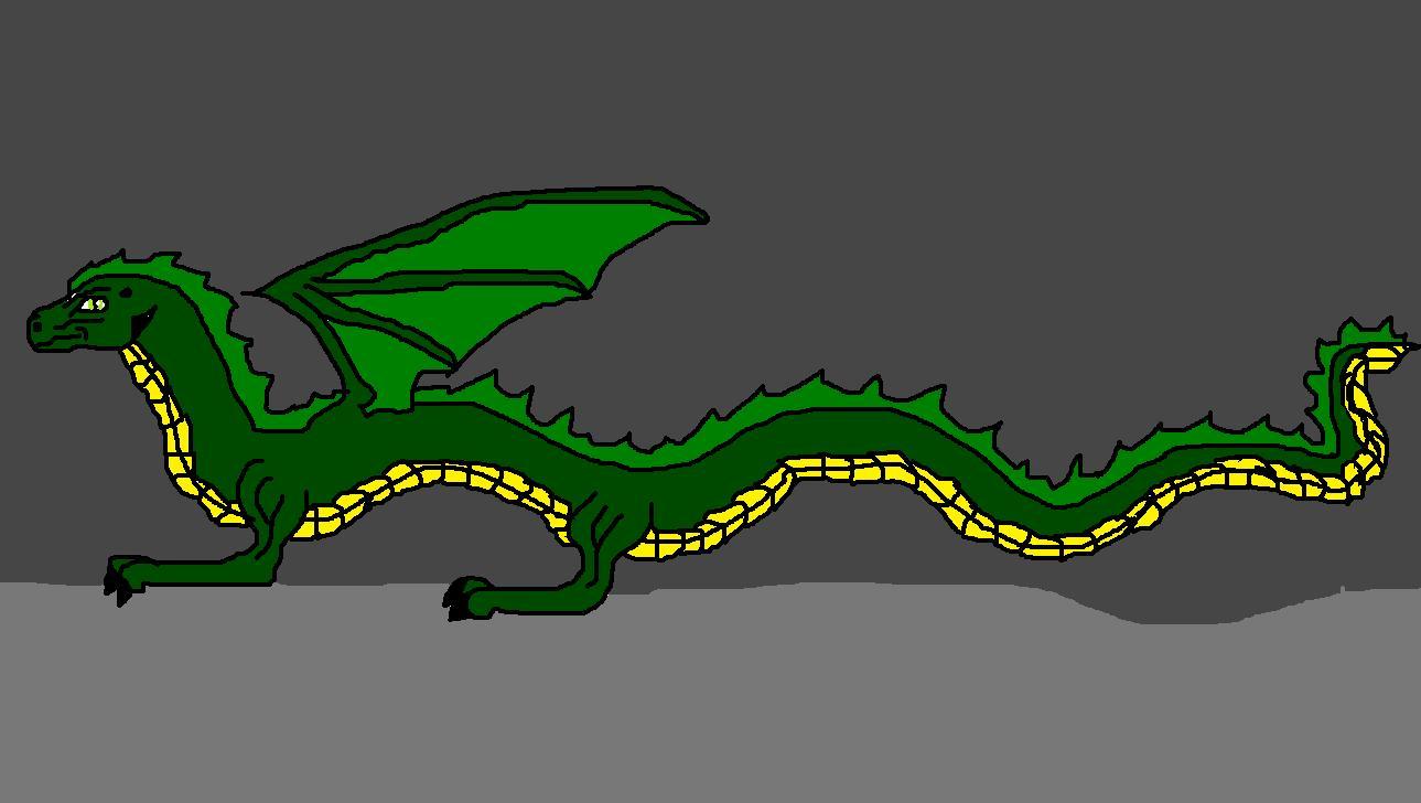 snake by yassendragon
