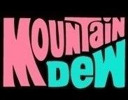 mountain dew logo by yesdogg