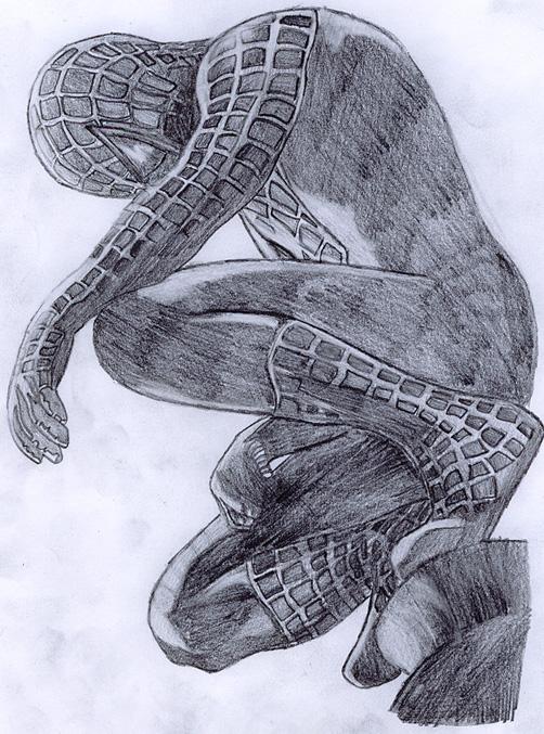 Spiderman by yohlenyaoilover