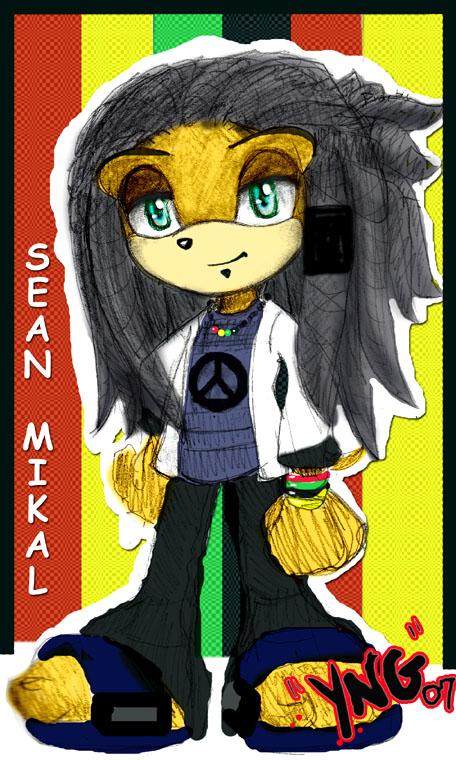Sean Mikal by yujinakasgirl