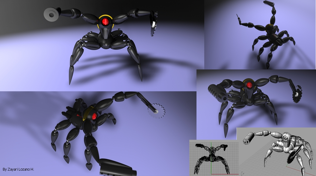insectoide by Zayari