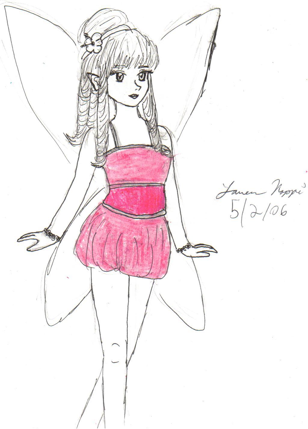 Navi by ZeldaGirl9793