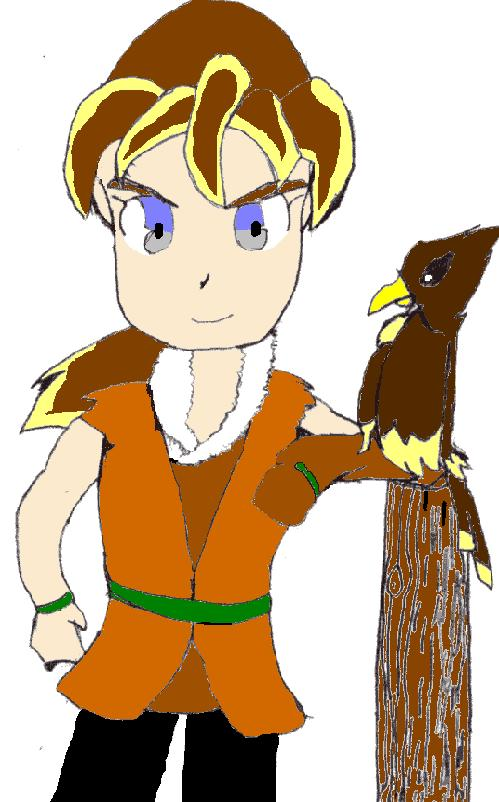 !!Cliff From Harvest Moon!! by Zelin_Taerra