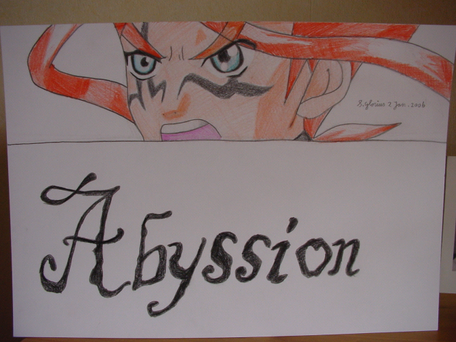 Abbysion by Zelos_Lover
