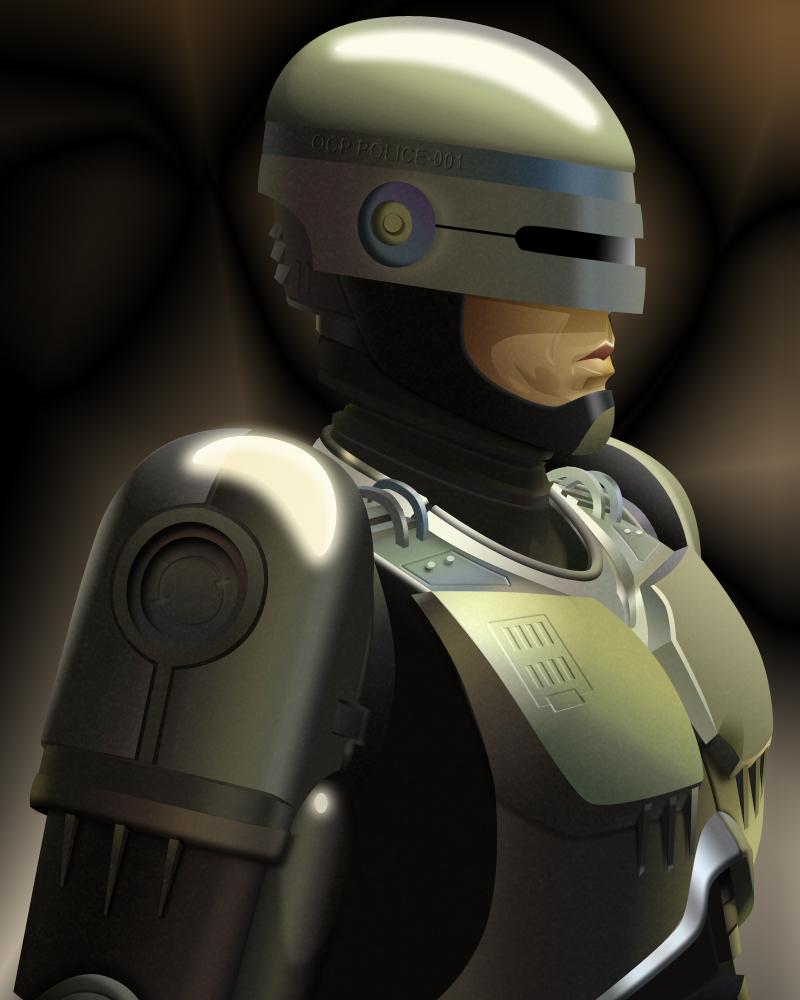 RoboCop by Zentron