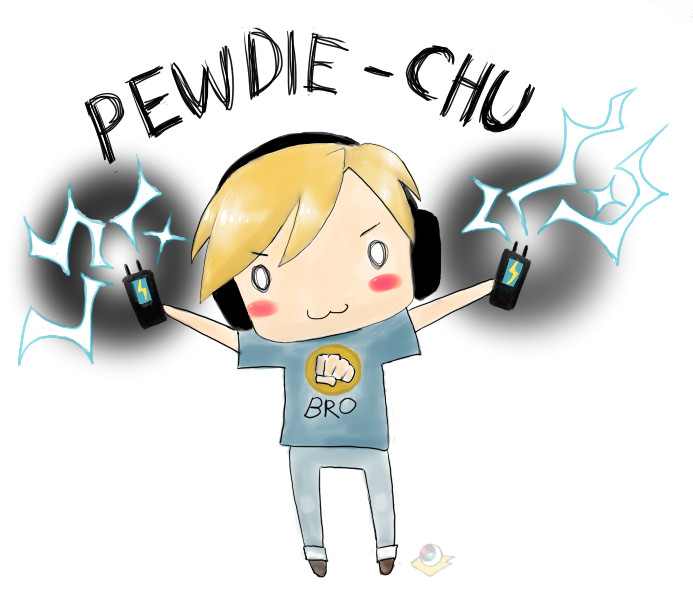 Pewdie-chu! by ZeroMidnight