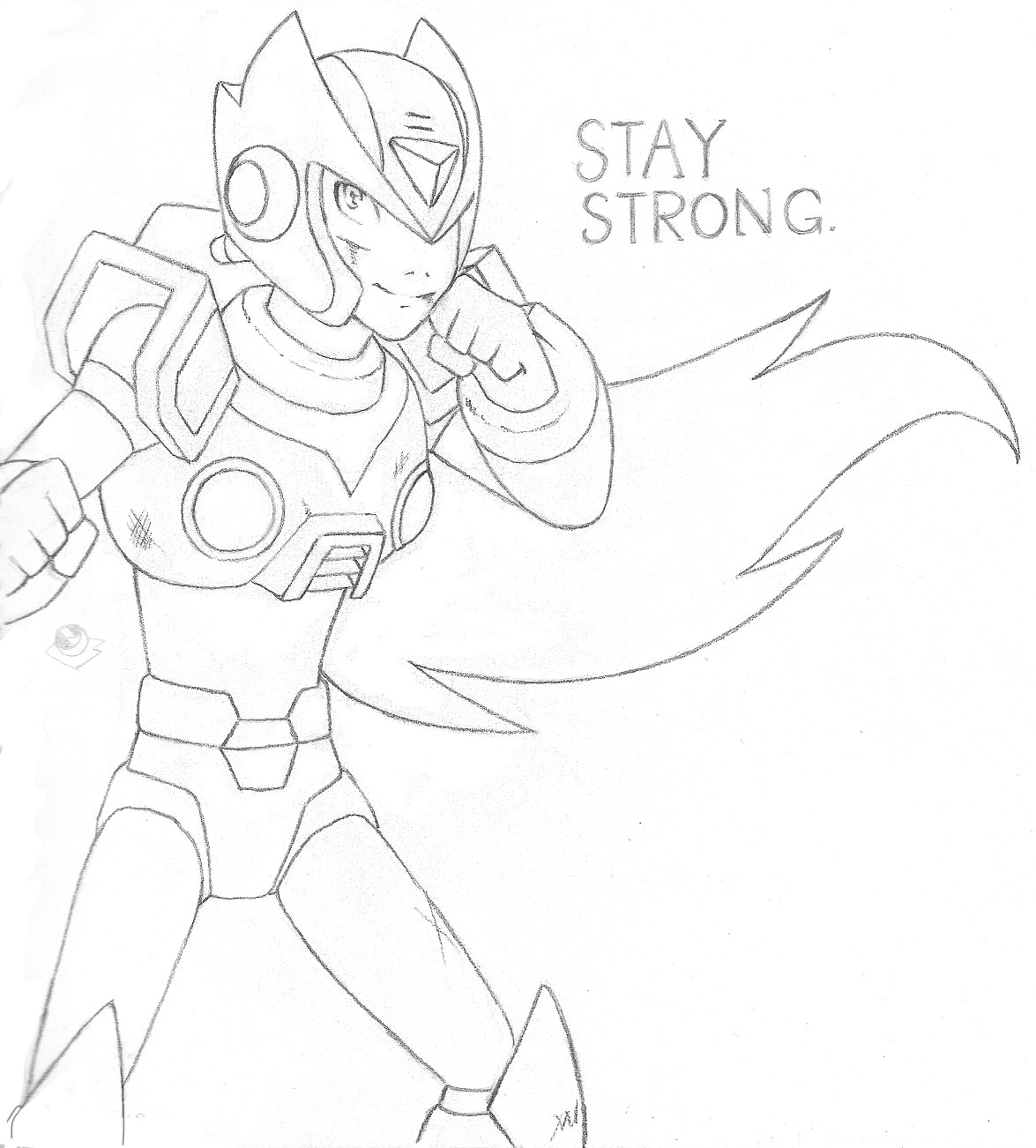 Stay Strong by ZeroMidnight