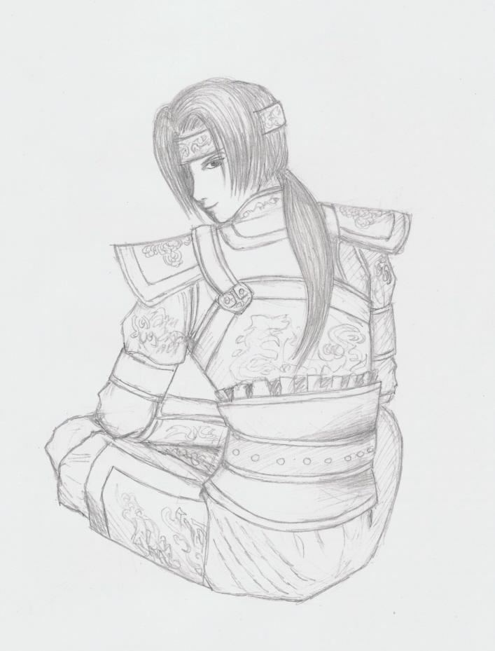 Zhao Yun for Namiko-chan by Zhao_Yun