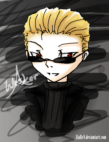 RE : Wesker by ZiaReN