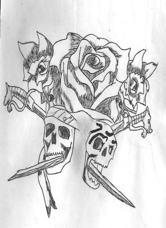 Tattoo Design by ZoroGurl